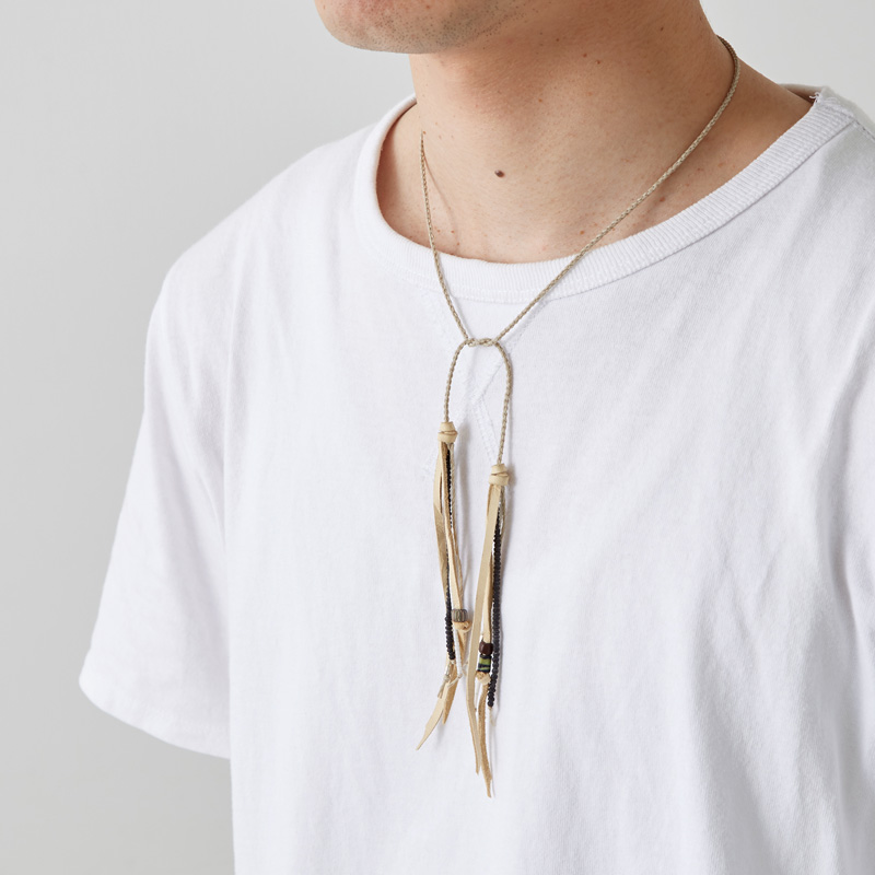 27/9 × URBAN RESEARCH DOORS『Exclusive Fringe Necklace』