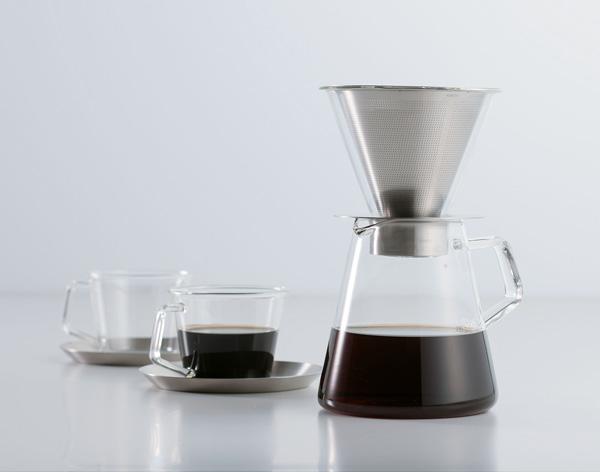 KINTO×And Coffee Roasters コーヒーサーブイベント