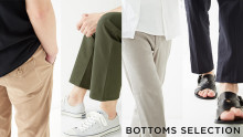 MEN BOTTOMS SELECTION