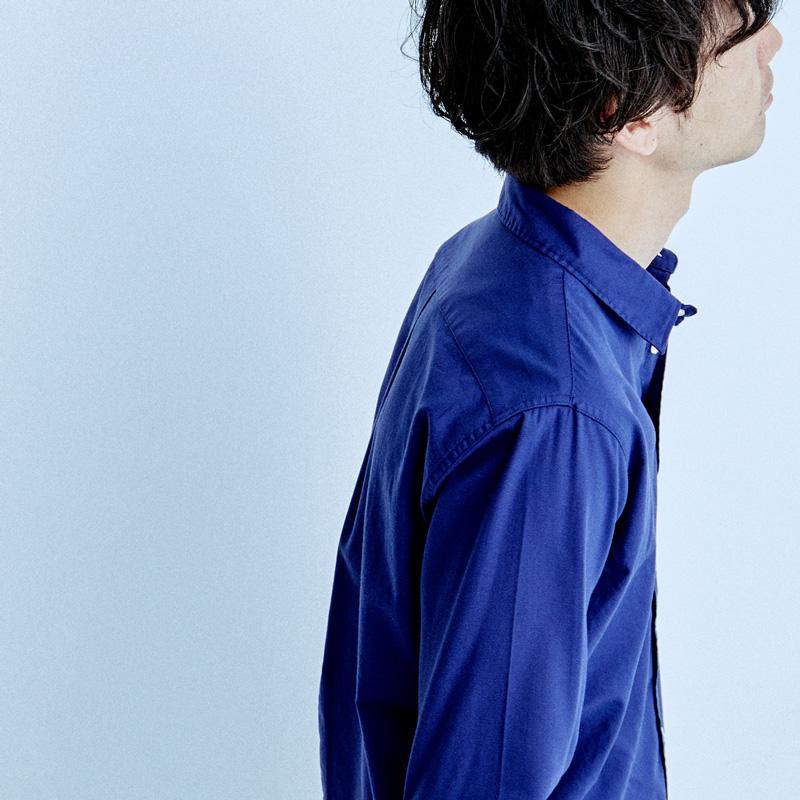 パナマドビー 7分袖 Shirts