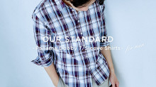 OUR STANDARD - Panama Dobby 7/Sleeve Shirts -