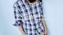 OUR STANDARD - Panama Dobby 7/Sleeve Shirts -