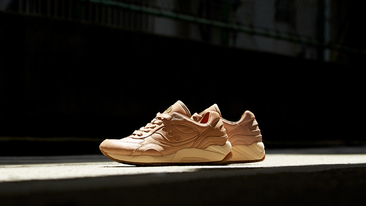"SAUCONY ""G9 Shadow 6"" <br />URBAN RESEARCH DOORS LIMITED MODEL"