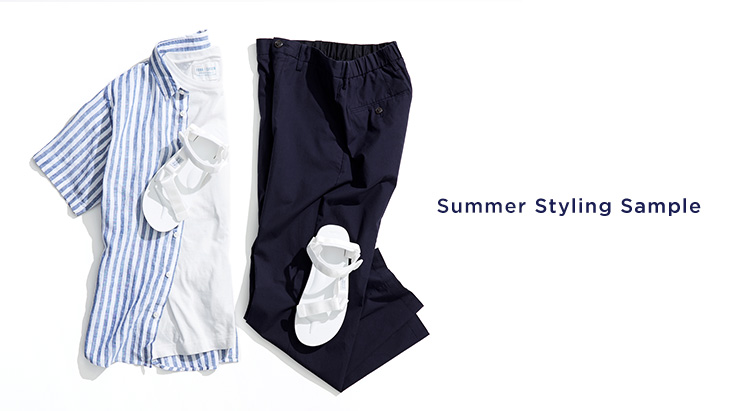 Summer Styling Sample