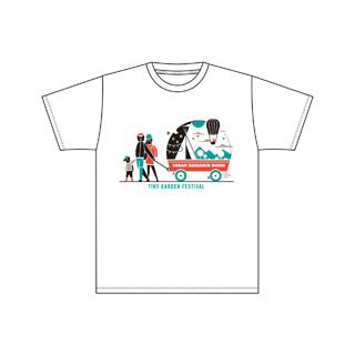 TINY GARDEN FESTIVAL Tシャツ