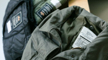 ALPHA 別注 M-65 ジャケット&キルトライナー