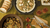 秋の土鍋フェア&土鍋料理教室