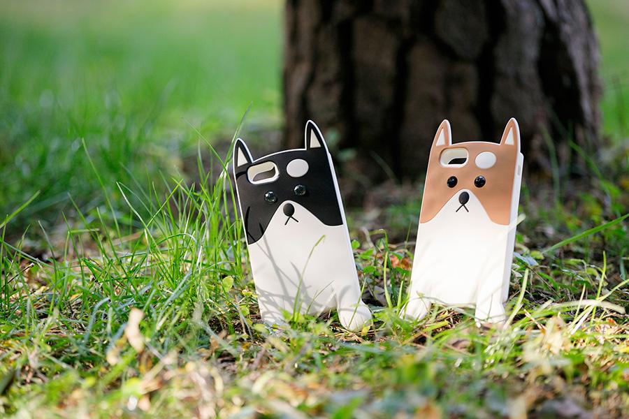 犬 iPhoneケース