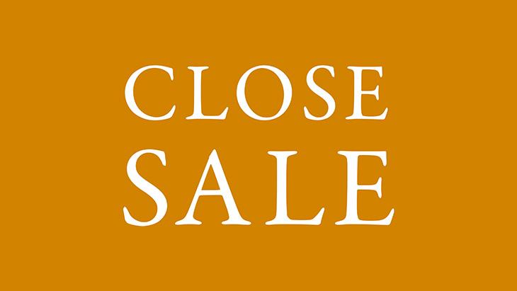 URBAN RESEARCH DOORS 横浜ベイクォーター店閉店 <br />CLOSE SALE開催