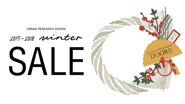 2017-18 WINTER SALE・福袋販売日程のお知らせ
