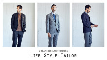 LIFE STYLE TAILOR 2018 SPRING / SUMMER