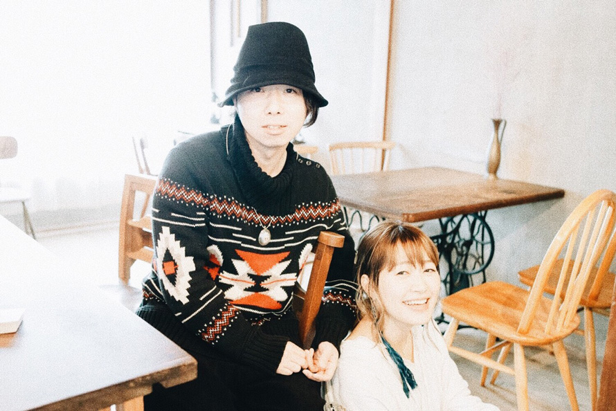 坂本美雨 + haruka nakamura