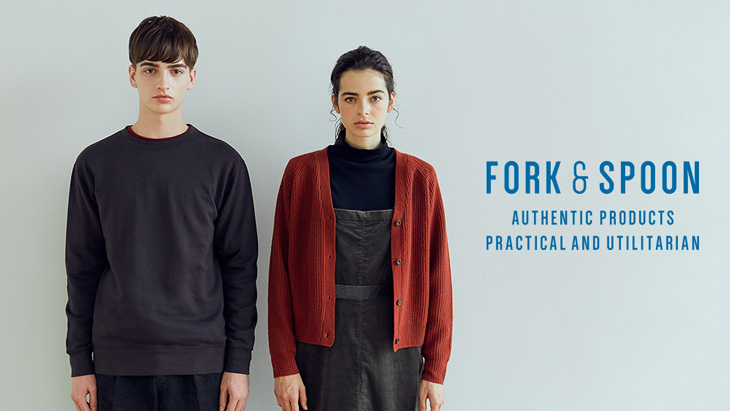 FORK&SPOON 2018 Autumn / Winter
