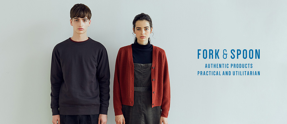 FORK & SPOON 2018 AUTUMN / WINTER LOOK