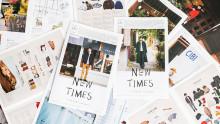 シーズンタブロイド「NEW TIMES Vol.04」一斉配布スタート!