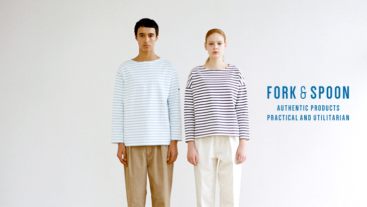 FORK&SPOON 2019 Spring / Summer