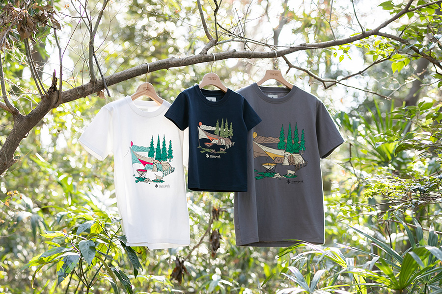 Entry Camping Tee