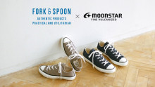 FORK&SPOON × moonstar
