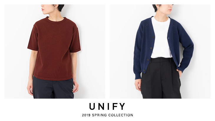 UNIFY 2019 SPRING COLLECTION