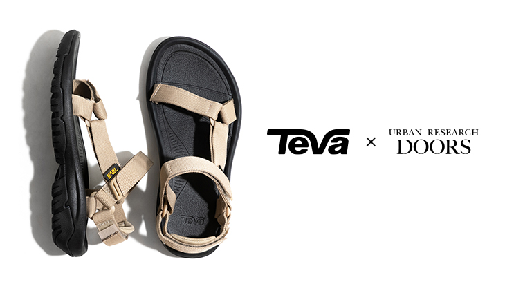 Teva × URBAN RESEARCH DOORS <br />HURRICANE XLT 2 exclusive color登場!