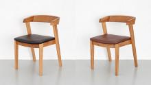 アーバンリサーチ ドアーズのオリジナル家具「Bothy」より サスティナブルマテリアルを採用したRidge Back Chair「commpost SPECIAL EDITION」が登場