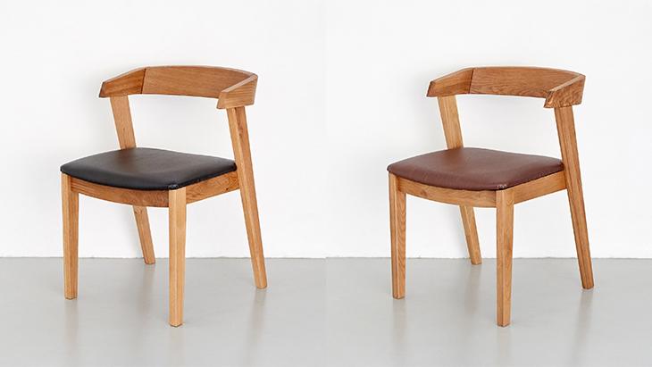 アーバンリサーチ ドアーズのオリジナル家具「Bothy」より<br />サスティナブルマテリアルを採用したRidge Back Chair「commpost SPECIAL EDITION」が登場