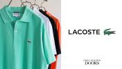 LACOSTE × URBAN RESEARCH DOORS Exclusive model