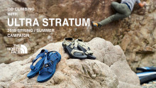 THE NORTH FACE ULTRA STRATUM