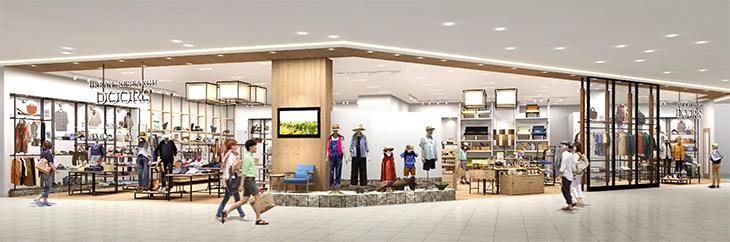 2019年6月27日(木) <br />アーバンリサーチ ドアーズ 沖縄PARCO CITY店 NEW OPEN!