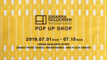 JOHANNA GULLICHSEN POP UP SHOP