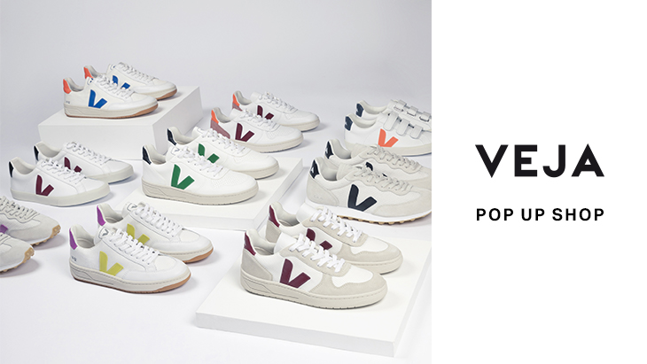 VEJA POP UP SHOP