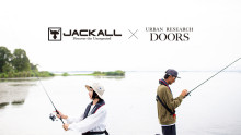 JACKALL × DOORS 別注アイテム
