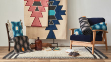 DOORS LIVING PRODUCTSより限定企画 「新しいキリムとの出合い」DHURRIE -KILIM from India-